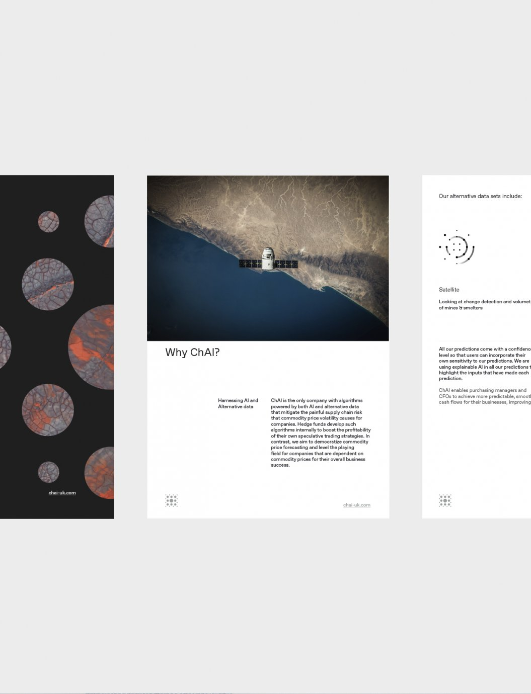 Chai - Fox Rogers – Design & Art Direction