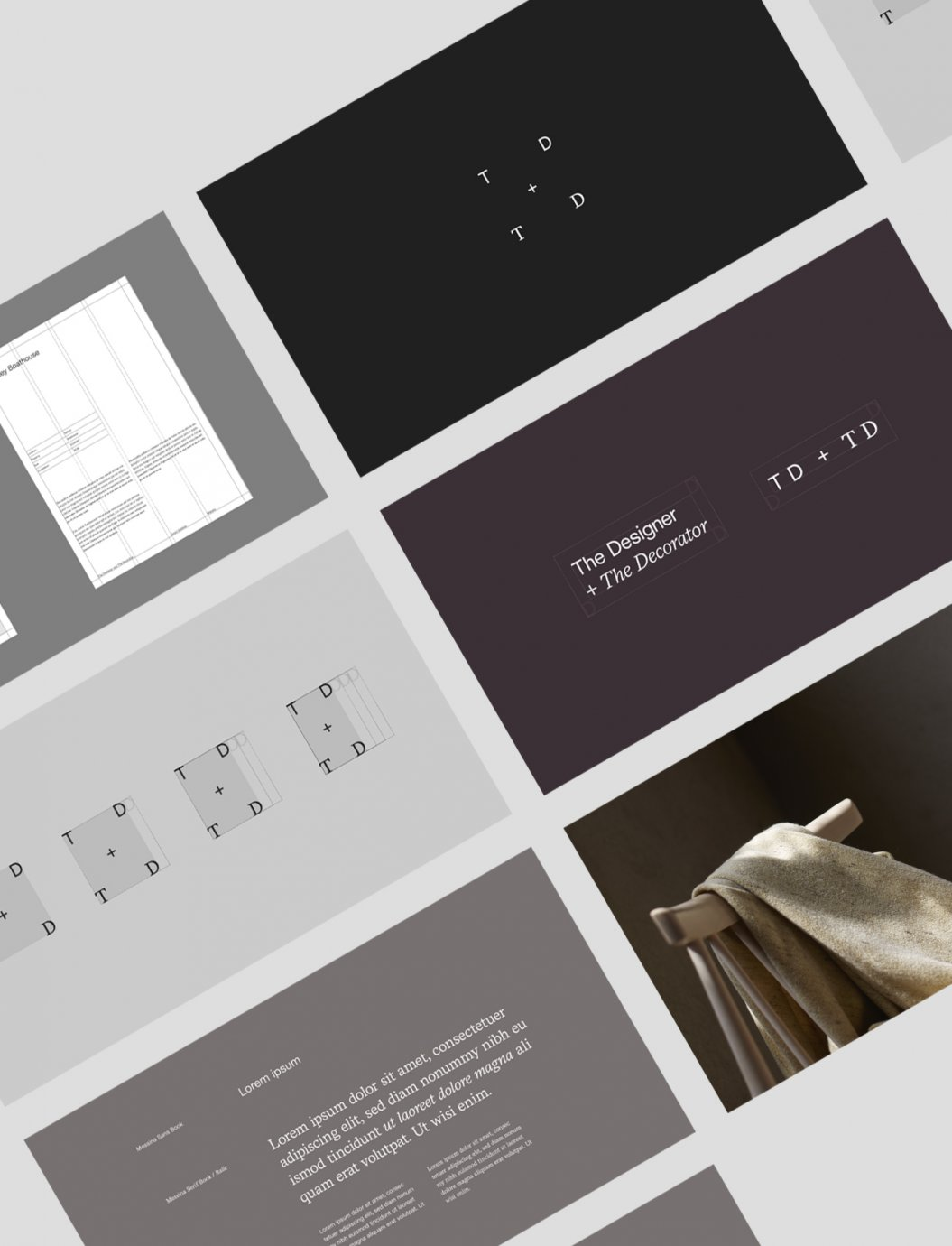 TD & TD - Fox Rogers – Design & Art Direction